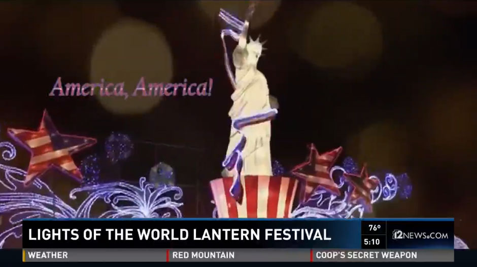 Lights Of The World Lantern Festival Comes To Chandler